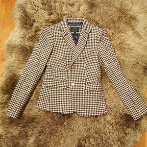 J. Crew Jackets & Coats - NWOT J. Crew 100% wool tweed blazer jacket